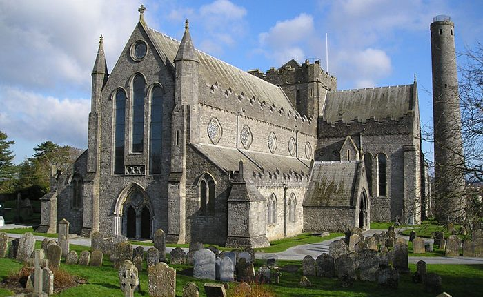 Choral Evensong in St Canice's Cathedral