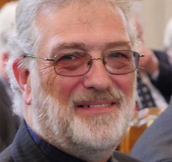 Dean of Cashel - The Very Reverend Gerald Field