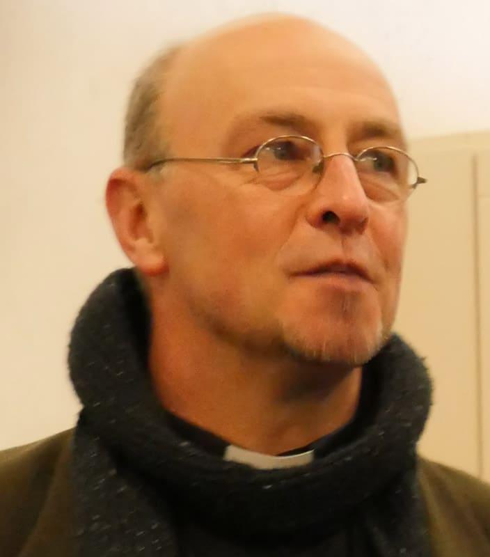 Dean of Lismore - The Very Reverend Paul Draper