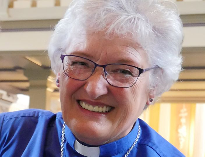 Dean of Waterford - The Very Revernd Maria Jansson