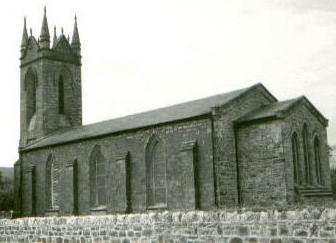 Killanne Church