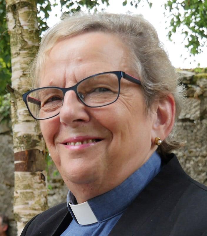 The Reverend Canon Barbara Fryday