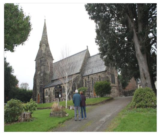 Holy Trinity, Portlaw