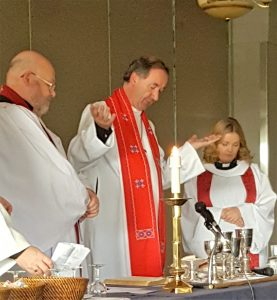 Eucharist at Synod