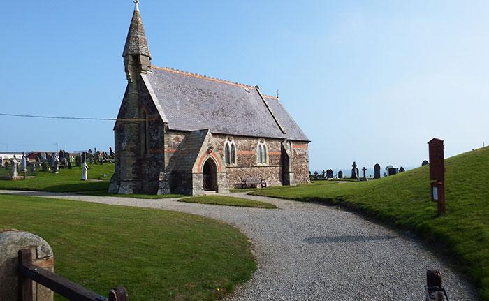 St John the Evangelist, Ardamine
