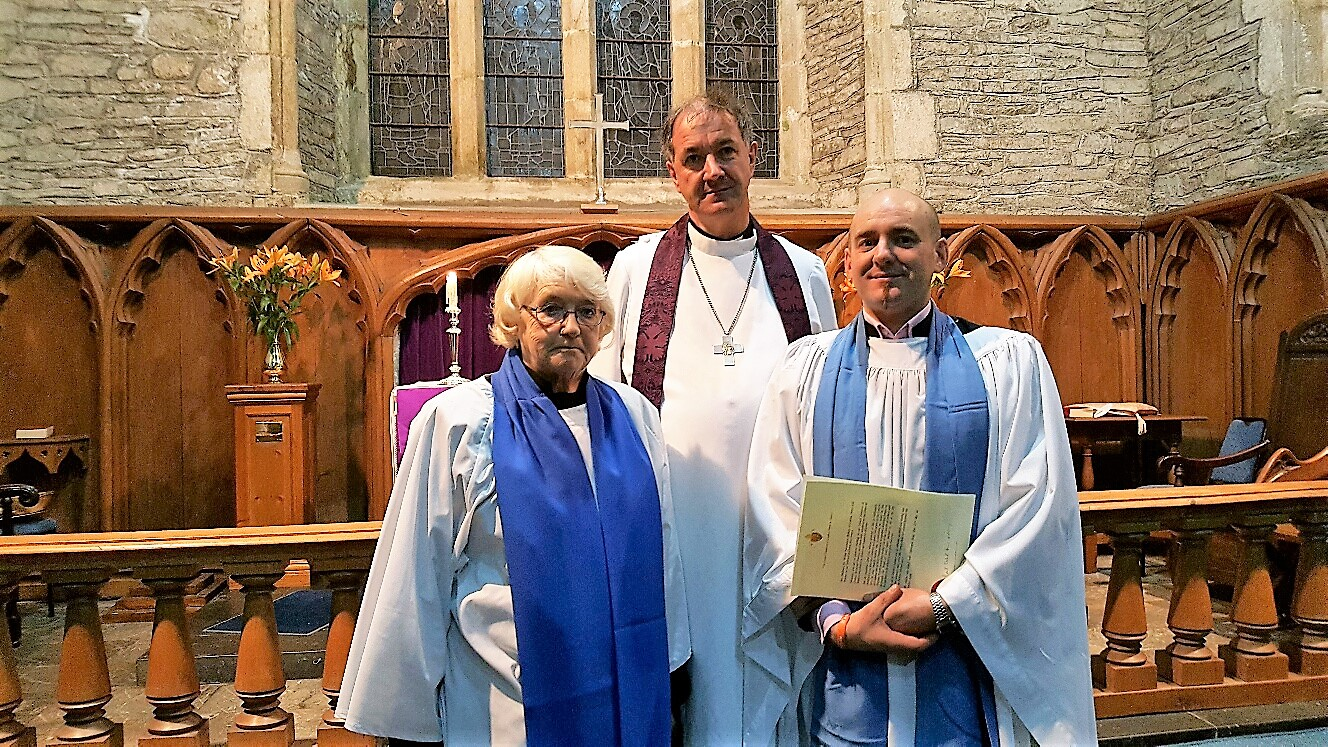 WHY THEY DID IT – NEW DIOCESAN READERS TELL THEIR STORIES