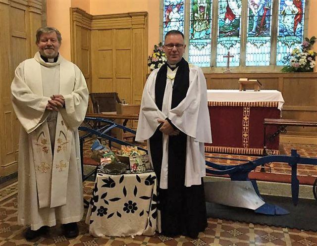 Plough Sunday 2017 - Carlow - Staplestown church