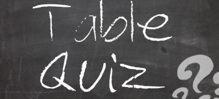 Table Quiz in Castletown