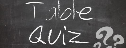 Table Quiz in Step House Hotel, Borris