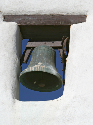 Church bell - shutterstock