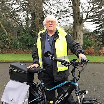 Enniscorthy parishioner will cycle to restore church organ