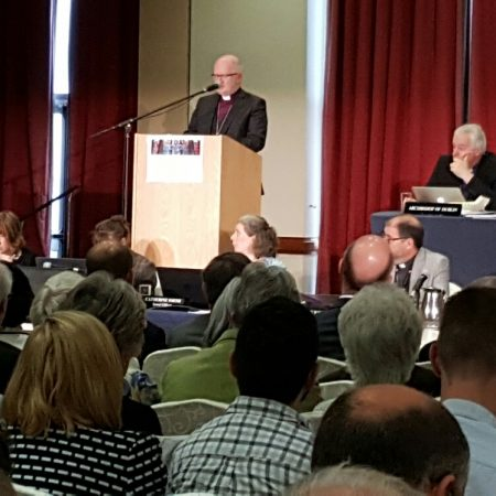 General Synod – President`s Address