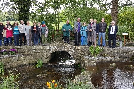 Visit the Prayer Garden in Clonmore, County Carlow