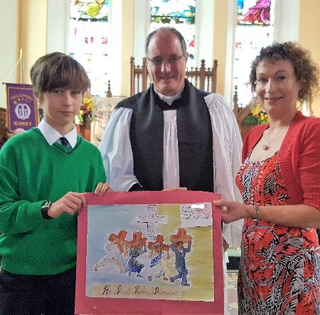 DIOCESAN PRIMARY SCHOOLS ART AND MEDIA COMPETITION WINNERS 2017