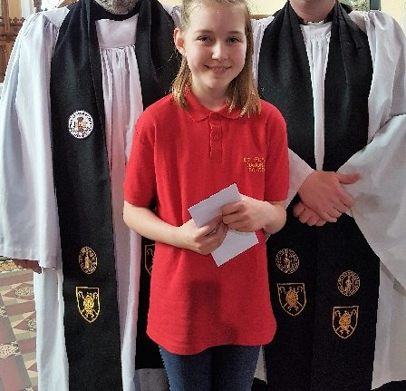Bishop's Medal (Primary) Competition winner 2017
