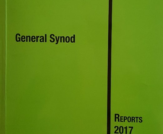 General Synod – An Observer's View – Diocesan Communications Officer report