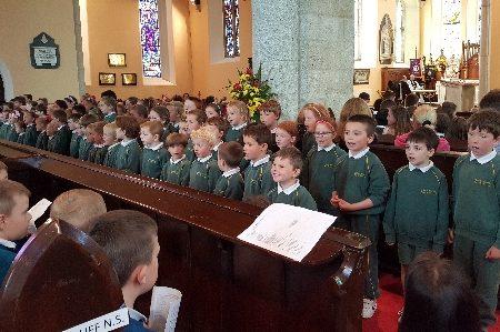 Diocesan Children's Choral Festival – Ferns 2017