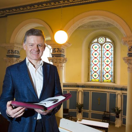 Trevor Sargent to be ordained Deacon in August