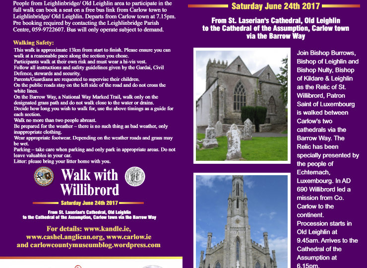 walk with Willibrord - poster 1 (2)
