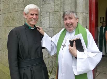 The Reverend Leslie Crampton Celebrates 50th Anniversary of Ordination