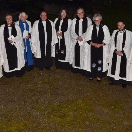 The Reverend James Mulhall welcomed to Kells Union with Inistioge