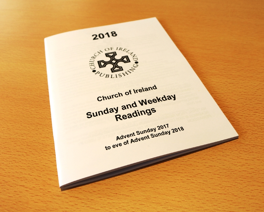 Sunday and Weekday Readings 2018 - Booklet Now Available - Diocese ...
