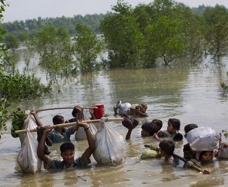 Bishops' Appeal Supports Rohingya Refugees