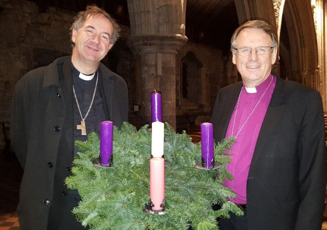 Commissioning of Readers - Bishops Burrows and Kearon