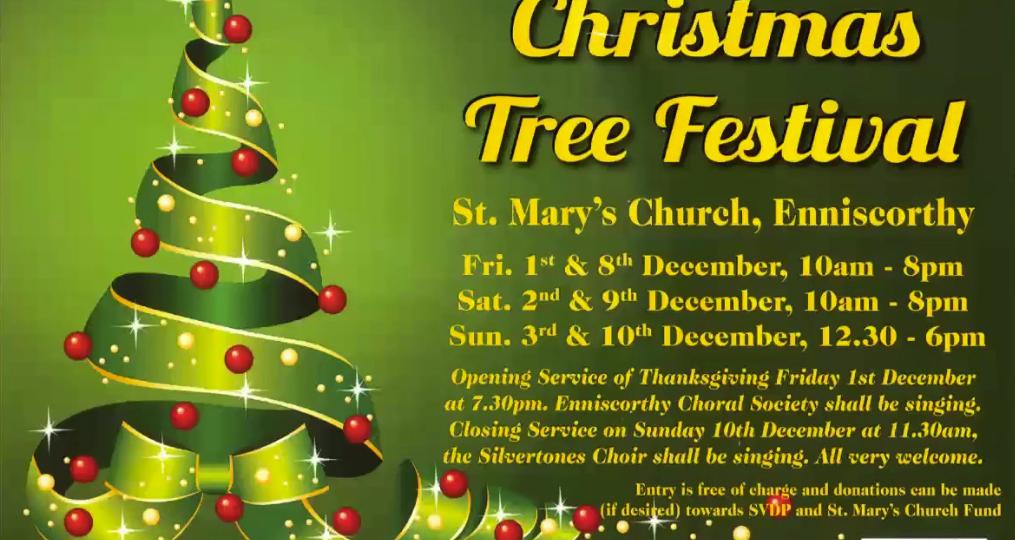 Tree Festival Enniscorthy