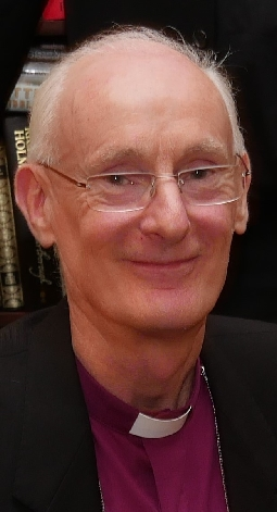Bishop Peter Eagles of Sodor and Man