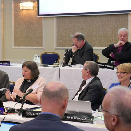 Day 2 – General Synod photos