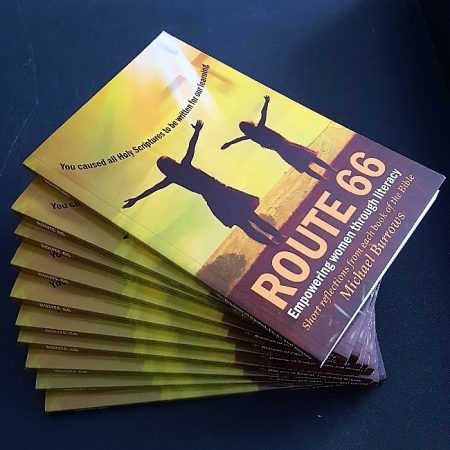 Route 66 book – buy a batch of 10 for your parish/group