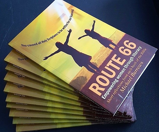 Route 66 - Buy 10 books for €65 (including p & p)