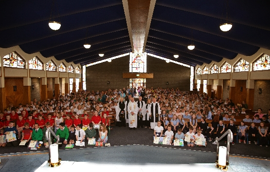 Ferns Diocesan Children's Choral Festival - photo credit - Joe Guinan - rs