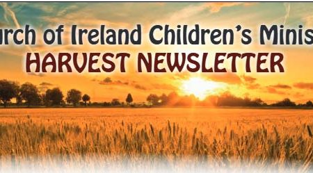 Children's Ministry Harvest Newsletter