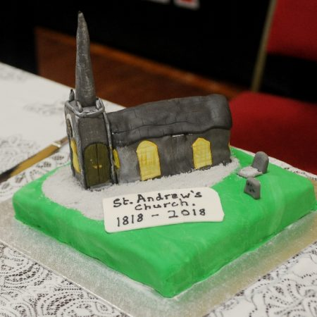 St Andrew's Church Rathdowney celebrates 200 years
