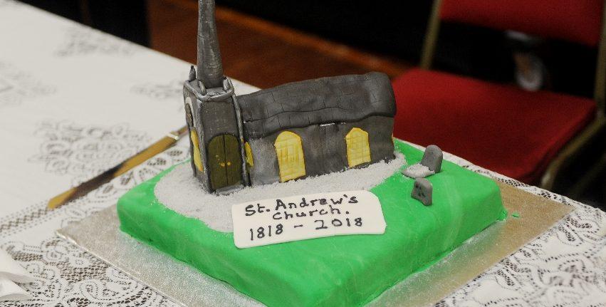 St Andrew's Church Rathdowney celebrates 200 years
