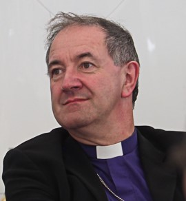 Bishop Burrows Appointed new Chair of Governors for the Anglican Centre in Rome