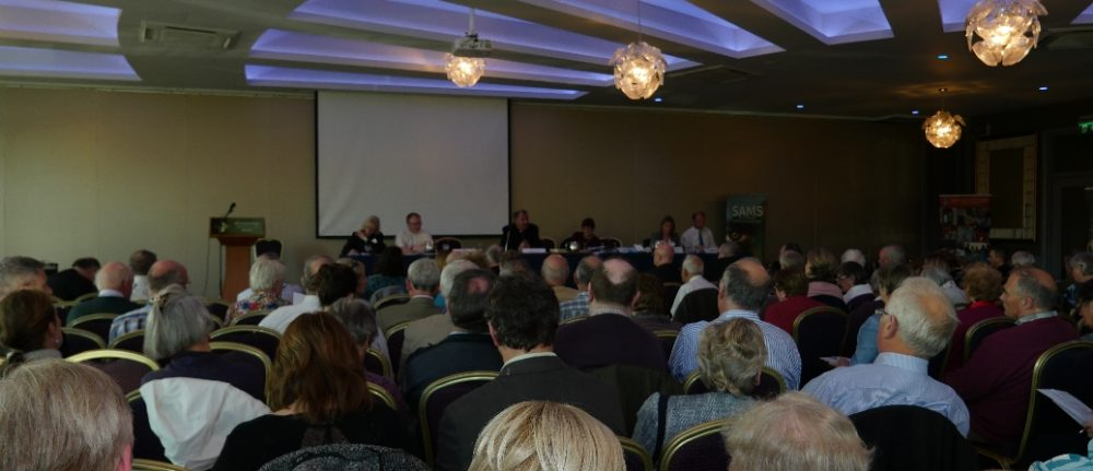 Diocesan Synod 2018 – Focus on bigger picture