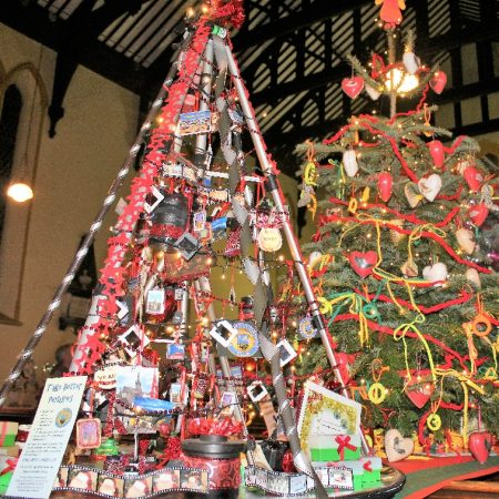Christmas Tree Festivals in Enniscorthy and St Canice's