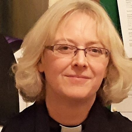 The Reverend Canon Ruth Elmes is now also Archdeacon of Ossory and Leighlin
