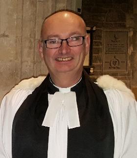 The Reverend Canon Brian O'Rourke