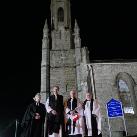 Institution of Canon Brian O'Rourke to Tullow Group of Parishes