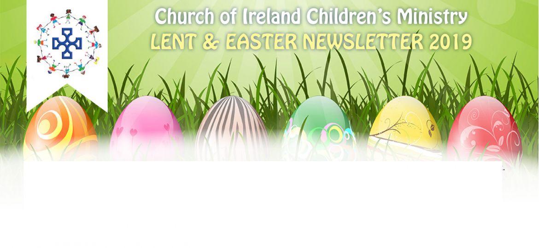 Childrens Ministry Newsletter Lent Easter 2019 02