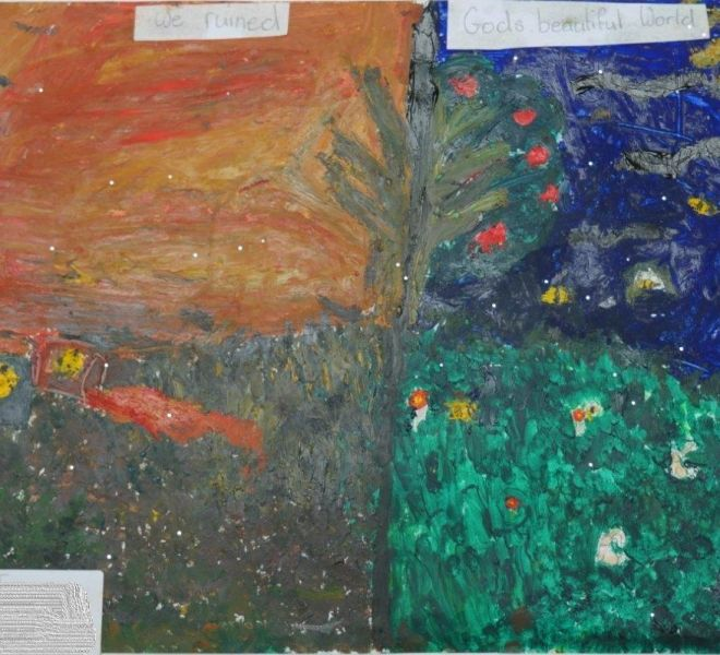 Art - 1st prize - 5th class