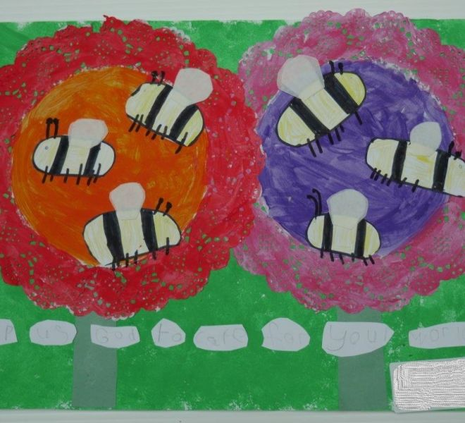 Art - 1st prize - Junior Infants -