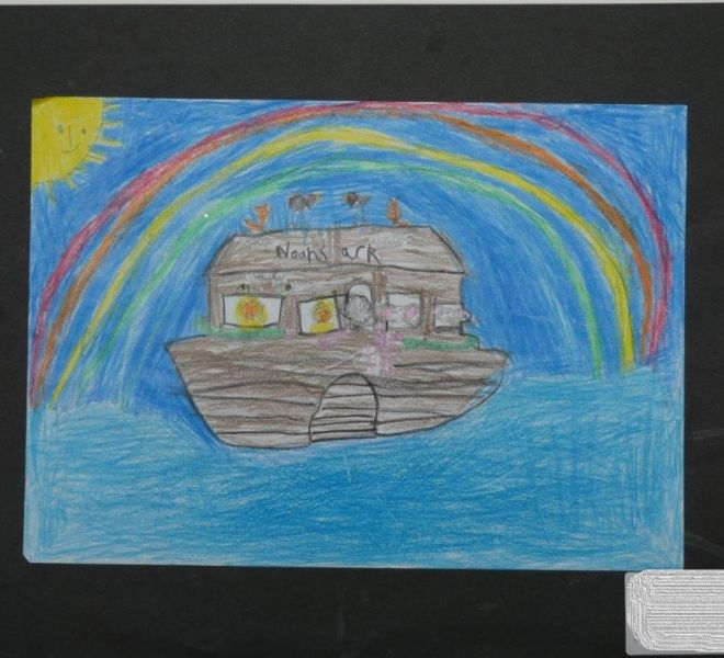 Art - 1st prize - Senior Infants