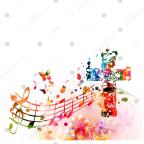 music and cross