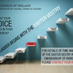 To encourage parishioners to attend the Easter Vestry in their parish