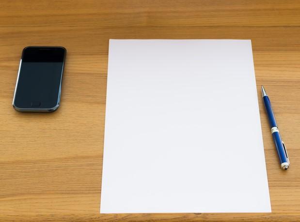 letter - write